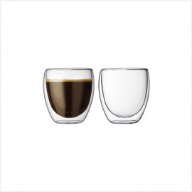 SET 6 TASSES CAFÉ - BODUM