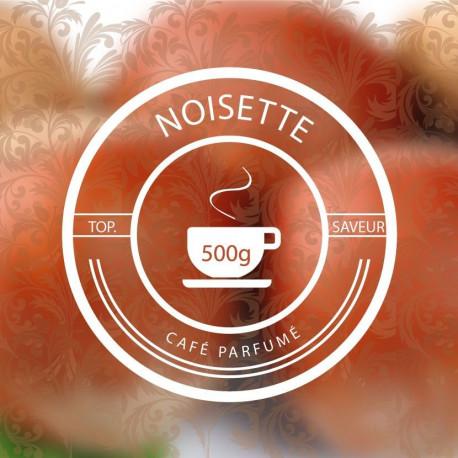 NOISETTE-Café-parfumé-Vrac-500g