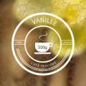 VANILLE 500g - café aromatisé aux arômes naturels