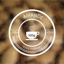 AMANDE-Café-parfumé-Vrac-500g