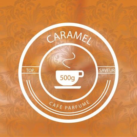 CARAMEL-Café-parfumé-Vrac-500g