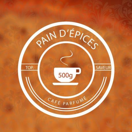PAIN-D'EPICE-Café-parfumé-Vrac-500g
