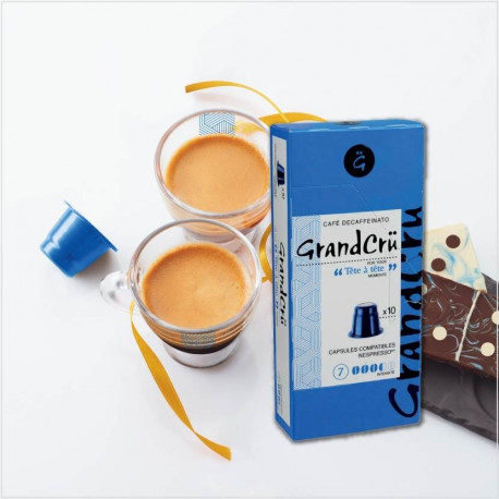 TÊTE A TÊTE - Capsules-compatibles-Nespresso - GrandCrü