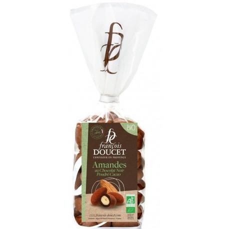 Amandes au Chocolat Noir Cacao Bio