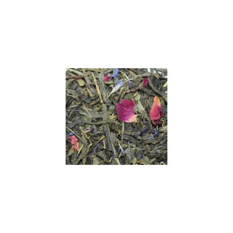 Thé vert les jardins de majorelle