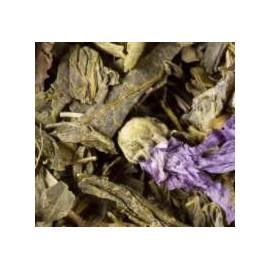 Thé vert jardin d'iris
