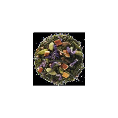 Thé vert de Noël Jardins de l'hermitage