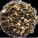 Thé des Elfes Noirs - Thé vert