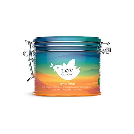 LOV in Mind Infusion Bio Lov Organic
