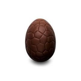 Oeufs de pâques Chocolat noir Valrhona 100gr