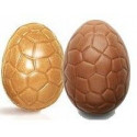 Oeufs de pâques Chocolat Lait & Dulcey Valrhona 100gr