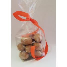 Oeufs de pâques Chocolat Lait & Dulcey Valrhona