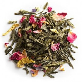Palais des thés - Thé du Hammam feuilles visuel