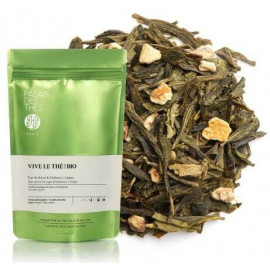 Palais des thés - Vive le thé Bio visuel Feuilles