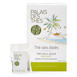 Palais des thés - Thé des Alizés - Thé vert boite 100 grammes