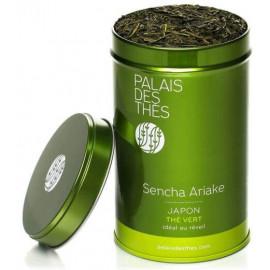 Palais des thés - Sencha Ariake - Thé vert visuel feuille