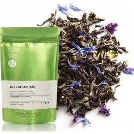Palais des thés - Thé Blue Of London - Thé noir Visuel feuilles
