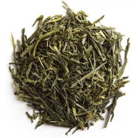 Palais des thés - Sencha de Mai Bio - Thé vert Visuel feuilles
