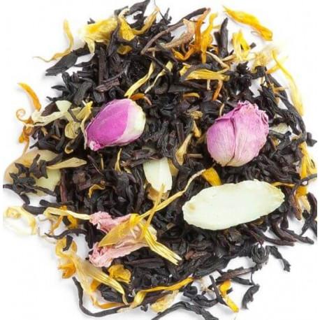 Palais des thés - Thé des Vahinés - Thé Noir visuel feuilles