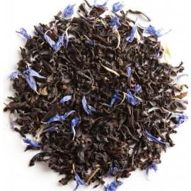Palais des thés - Thé Montagne Bleu - Thé noir visuel feuille
