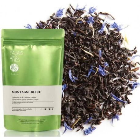 Palais des thés - Thé Montagne Bleu - Thé noir Vrac