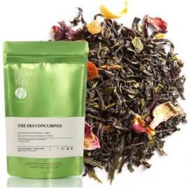 Palais des thés - Thé des Concubines - Thé noir visuel feuilles