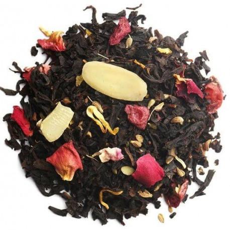 Palais des thés - Thé des Gourmets - Thé noir Feuilles