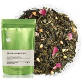 Palais des thés - Détox Japonaise Bio - Thé vert feuilles