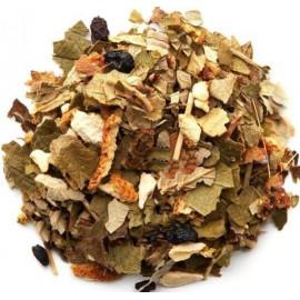Palais des thés - Sureau, Cassis, Orange - L'Herboriste N° 27 feuilles