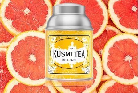 Kusmi Tea BB Détox au pamplemousse