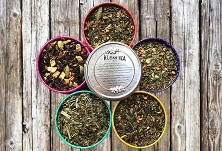 Présentation Kusmi Tea Bien être