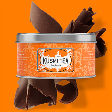 Kusmi Tea Euphoria Boite 125