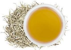 thé blanc préparation et visuel liqueur