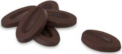 Fèves de chocolat Valrhona Guanaja